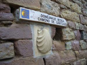 Unterwegs auf dem spanischen Jakobsweg...