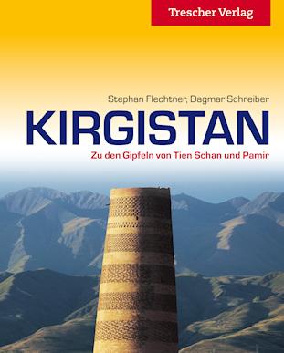 Reiseführer Tipp:  Kirgistan – Trescher Verlag Berlin
