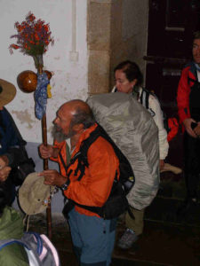 Mein Pilgerfreund Pepe - zum 35. Mal am Ziel in Santiago
